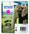 Cartuccia Epson 24XL/blister RS+AM+RF (C13T24334020) magenta - Y09600