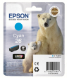 Cartuccia Epson 26/blister RS+AM+RF (C13T26124020) ciano - Y09608