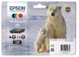 Cartuccia Epson 26/blister RS+AM+RF (C13T26164020) nero +ciano +magenta +giallo - Y09611