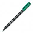 Pennarello lumocolor permanent 318 f 0.6 verde - Z00024