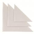 10 buste adesive tasca tr 10 triangolare 10x10cm - Z00071