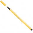 Pennarello stabilo pen 68/44 giallo - Z00396