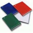 Quaderno A5 cartonato 60fg+2 80gr 5mm monocromo pigna - Z00513