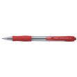Penna sfera scatto super grip rosso fine 0.7mm pilot - Z00550