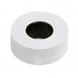 10 rotoli da 1000 etichette 22x12 bianche perm. art.165 x lebez 200 - Z01142