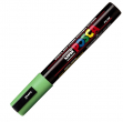 Marcatore uni posca pc5m verde chiaro p. media - Z01179