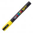 Marcatore uni posca pc3m giallo p. fine - Z01197