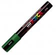 Marcatore uni posca pc5m verde p. media - Z01209