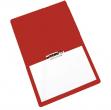 Cartellina c/pressino lilliput in presspan 26x33cm rosso - Z01334