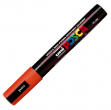 Marcatore uni posca pc5m punta media arancione - Z01538