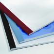 100 cartelline termiche 4mm blu business line leather - Z01563