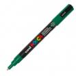 Marcatore uni posca verde pc3m p. fine - Z01628