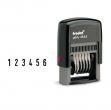 Numeratore autoinchiostrante 6cifre 4mm printy eco 4846 trodat - Z01792