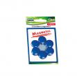 Blister 12 magneti mr-20 verde diam.20mm - Z01809