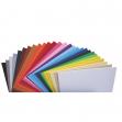 Blister 20fg cartoncino 50x70 220gr bianco 100 fabriano elle erre - Z01998