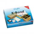 Elastico x-band ø100 (150x11mm) scatola 100gr colori ass. - Z02106