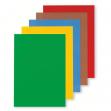 100 copertine video A4 r20 180mic giallo - Z02150