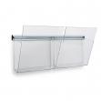 Kit vision A4 l50cm con 2 tasche A4 trasparenti - Z02302