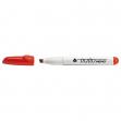 Pennarello a secco tratto memo puntascalpello rosso per lavagna - Z02506