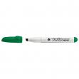 Pennarello a secco tratto memo puntascalpello verde per lavagna - Z02508