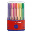 Astuccio 20 pennarelli stabilo pen 68 color parade - Z02512