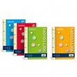 Ricambi forati A5 80gr 100fg 5mm soft colors 5 colori favini - Z02519