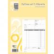 Blocco fatture 1 aliquota iva 50/50 fogli autoric. 29,7x21 e5283a - Z02593