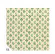 Rotolo cartarivesto 50x500cm giglio verde lavabile rex58 - Z02827
