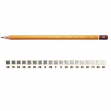 Scatola 12 matite h1500 6b koh.i.noor - Z02852