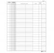 Registro dichiarazione esportatori 31x24 100fg e2798 - Z02877