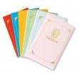 Taschetta 10biglietti+10buste f.to 9 9x14cm dresda colori assortiti - Z02942