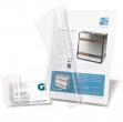 10 pouches a freddo self laminating ppl 6,6x10cm - 11021 3l - Z02964