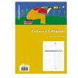 Blocco fatture 3 aliquote iva 3copie 33fogli autoric. 29,7x21 e5304a - Z03173