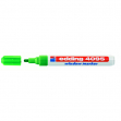 Marcatore edding 4095 verde p.conica - gesso liquido - Z03331