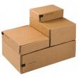 Scatole spedizione modulbox 19,2x15,5x4,3cm avana - Z03390