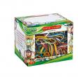 Elastico in gomma misura e colori assort. scatola 500g - Z03606