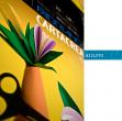 Blister 10fg cartoncino 35x50 220gr azzurro cartacrea fabriano - Z03923