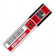 Astuccio 12 micromine 0,5mm 2b e205 kohinoor - Z04162