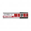 Astuccio 12 micromine 0,7mm 2b e207 kohinoor - Z04166