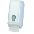 Dispenser carta igienica in fogli bianco mar plast - Z04174