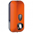 Dispenser sapone liquido 0,55lt orange soft touch - Z04175