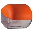 Dispenser carta igienica orange soft touch - Z04177