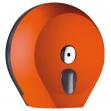 Dispenser carta igienica midi jumbo orange soft touch - Z04178