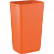Cestino gettacarte 23lt orange soft touch - Z04180