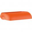 Coperchio per cestino gettacarte 23lt orange soft touch - Z04181