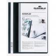 Cartellina A4 ad aghi personalizzabile nero duraplus 2579 - Z04215