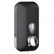 Dispenser sapone liquido 0,55lt black soft touch - Z04506