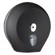 Dispenser carta igienica midi jumbo black soft touch - Z04508