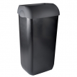Cestino gettacarte 23lt black soft touch - Z04511