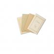 Taschetta 10biglietti+10buste f.to 9 9x14cm natura colori assortiti - Z04517